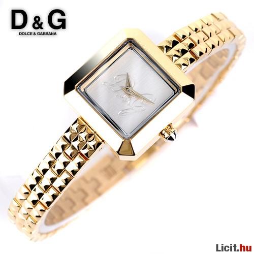 0d2301f224 ... LEÁRAZTUK Dolce & Gabbana D&G DW0292 Lyric Női óra KIÁRUSÍTÁS ...
