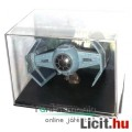 Eladó Star Wars jármű - 6-9cmes Tie Fighter Advanced X-1 / Tie Vadász űrhajó fém modell csom. nélkül - DeA