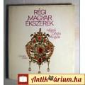 Eladó Régi Magyar Ékszerek (Héjjné Détári Angéla) 1976 (8kép+tartalom)