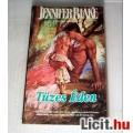 Eladó Tüzes Éden (Jennifer Blake) 1992 (5kép+Tartalom :) Romantikus