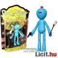 Eladó 12cmes Rick and Morty figura - Mr Meeseeks figura mozgatható végtagokkal- Funko Legacy Rick és Morty