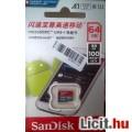 Eladó 64 GB SanDisk microSDXC UHS-I A1 kártya