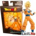 Eladó 16cm-es Dragon Ball figura - Son Goku / Songoku Super Saiyan figura mozgatható végtagokkal - Bandai