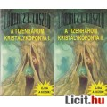 Eladó Lőrincz L. László: A tizenhárom kristálykoponya I-II.