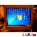 Eladó Samtron 96P (Samsung) 19 collos Monitor (működik) 4képpel:) retrózásra