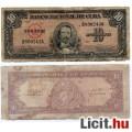 Eladó KUBAI 10 PESO 1960 B.s sorozatszám