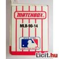Matchbox MLB-90-14 (MB38) Ritka (1990) Toronto Blue Jays Bontatlan 4ké