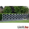 Eladó urnafal elem(ek),kolumbárium építő,hexagon fakkok