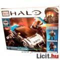 Eladó 224 elemes Halo Mega Bloks - Police Cruiser Standoff építhető rendőr autó és Brute Chieftain vs NMPD