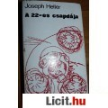 Eladó Joseph Heller: A 22-ES CSAPDÁJA