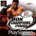 Eladó PlayStation játék, Box champions 2000, Eredeti sérült kazettában