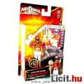 Eladó Power Rangers figura - 10cm-es Pink / Rózsaszín Ultra Ranger figura - mozgatható végtagokkal, piszto