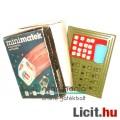 Eladó Retro Minimatek társas játék - kombinációs számjáték 8-éves kortól magyar társas játék használt, dob