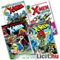 Eladó új Marvel Klasszikusok X-Men 1-3 képregény kötet sorozat magyarul, ajándék limitált 1. Szám füzettel
