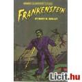 Eladó xx Külföldi képregény - Frankenstein - Angol nyelv oktató képregény - régi / retro használt külföldi