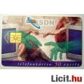 Eladó Telefonkártya 1996/12 - ISDN (2képpel :)
