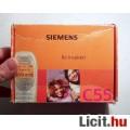 Siemens C55 (2002) Üres Doboz + Leírás
