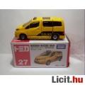 Eladó Tomica No.27 Nissan NV200 Taxi (1st) 1:62 (2017) Új (11képpel)