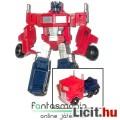 Eladó 8cm-es Transformers Optimusz / Optimus Prime figura - átalakítható kamion robot figura - Autobot Cla
