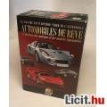 Eladó AUTOMOBILES DE RÊVE, sportkocsi legendák, teljes DVD film sorozat, ere