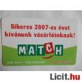 Eladó kártyanaptár 2007
