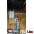 Új, Criss Cross leopárd m. sportcipő szuper könnyű 39