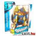 Spawn figura - 18cm-es Anti-Spawn / Redeemer mennyei harcos angyal szárnyakkal, karddal és talapzatt
