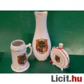 Eladó 3 db Hollóházi porcelán