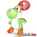 Eladó Nintendo Super Mario Yoshi figura 21cm-es plüss játék dínó figura - Új