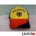 Eladó *Deutschland + sas Fekete baseball sapka