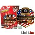 Eladó Pankráció / Pankrátor WWE United States Champion Bajnoki Öv felcsatolható övcsat  / csíptethető csat