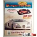 Eladó Szuperverdák 22.szám Bugatti Veyron (Autó nélkül) 4kép+Tartalom :)