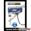 Eladó Elektromos csörlő 400/800Kg PowerPlus POW903