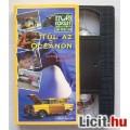 Túl az Óceánon (kb.2002) Jogtiszta VHS Gyerek Ismeretterjesztő (3kép:)