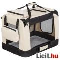 """Eladó Új összecsukható kutyaszállító box kutyaszállító doboz  """"L"""""""