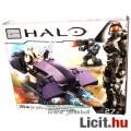 104 elemes Halo Mega Bloks - Covenant Ghost építhető jármű és Elite zealot vs Spartan Recruit 2db mo