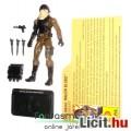 Eladó GI Joe figura - 25th Major Bludd v9 figura ráadható sivatagi kendővel, felszereléssel és filecarddal