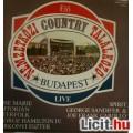 Eladó NEMZETKÖZI COUNTRY TALÁLKOZÓ - BUDAPEST LIVE - ÉLŐ