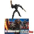 Eladó 16cm-es Pacific Rim 2 / Tűzgyűrű figura - Obsidian Fury mozgatható figura építő modell szett - Banda