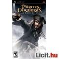 Eladó PSP játék, Pirates of the Caribbean: At Worlds End