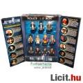 Eladó Doctor Who / Ki vagy Doki mini figura szett - 11 db-os Doktor szett mini Szónikus Csavarhúzókkal - g