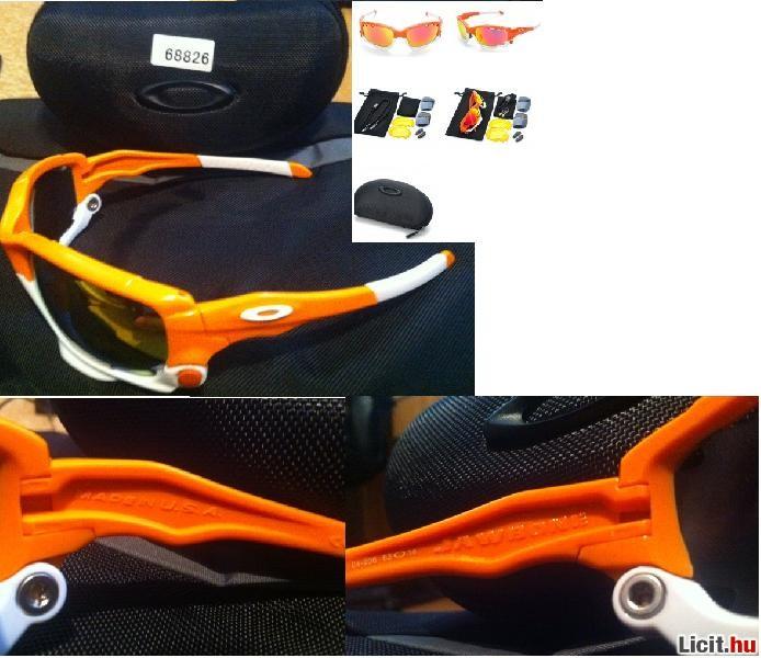 swbmai.org Oakley Jawbone Livestrong napszemüveg szemüveg Narancs Az  ingyenes aukciós piactér . 538bf8abd7