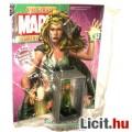 Eladó Marvel Szuperhősök ólom figura - Polaris X-Men figura angol újsággal - Eaglemoss Marvel Comics ólomf