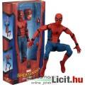 Eladó 45cm-es Marvel Pókember Spider-Man Homecoming figura 1/4 NECA extra-mozgatható Bosszúállók / Avenger