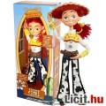 Eladó 40 cm-es Toy Story - beszélő Jessie / Jessy baba figura kalappal - új Woody's Roundup Yodeling C