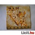 szalvéta - zsiráf