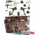 Eladó 18cm Alien figura fegyver szett - NECA Colonial Marine USCM Arsenal Accessory Set / Weapons Pack aut