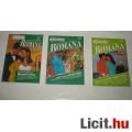 Eladó 3db ROMANTIKUS regény ROMANA