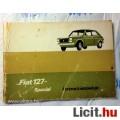 Eladó Fiat-127Special kezelési utasítás,holland