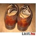Kézzel készült bőr alkalmi férfi cipő,méret:39